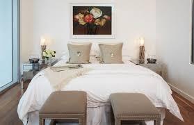 chambre et literie chambre taupe pour un décor romantique et élégant