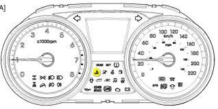 hyundai santa fe warning lights hyundai tuscon 2 0 diesel 4x4 where is the warning indicator for