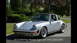 1986 porsche targa for sale 1985 porsche 911 carrera 3 2 targa for sale at gullwing motor cars