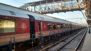 maharaja express train khajuraho udaipur city express 19665 picture u0026 video gallery