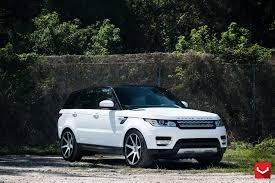 land rover 101 vossen wheels photo gallery