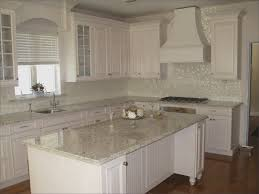 backsplash ideas white kitchen cabinets with granite countertops