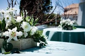 diy manzanita tree centerpieces weddingbee photo gallery