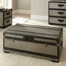 Trunk Like Coffee Table by Living Room Furniture