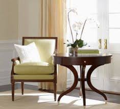 Ethan Allen Bistro Table With Its Endless Style Potential Leah Table Works As A Unique