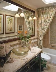 Tropical Decorations For Home Powder Room Ideas To Impress Your Guests 71 Pictures