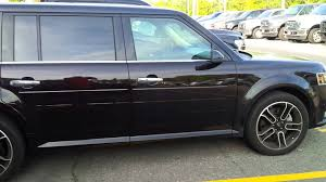 minivan ford goodbye minivan hello ford flex youtube