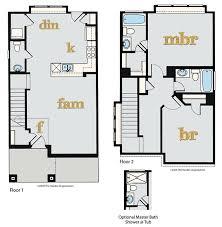 2 bedroom floor plan homes for sale 78747 vistas of floor plans