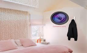 spy camera in the bedroom amazon com fstcom hidden spy camera hook wireless home security