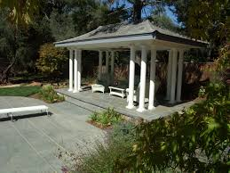 Arbors And Trellises Structure Gallery Outdoor Structures Pergolas Arbors And