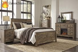 trinell panel bedroom set queen king b446 ashley