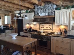 Amish Made Kitchen Cabinets Amish Built Custom Design Full Log Home On Vrbo