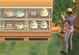 Wedding Cake In The Sims 4 Mod The Sims Celebration U0026 Custom Cakes Can Be Placed In Ofb