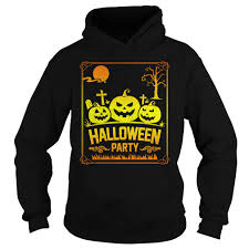 halloween party names in cemetery night party shirt