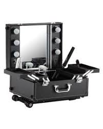 portable hair and makeup stations portable studio makeup w lights mirror makeup