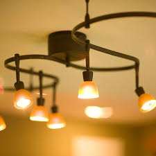 kitchen lighting fixtures with fans lights decoration