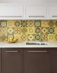 Moroccan Tiles Kitchen Backsplash Benefits Of Yellow Backsplash Ideas Oh I Like This For My Ranch