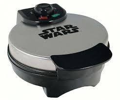 Death Star Rug Star Waffle Maker