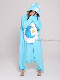 care bears bedtime bear onesie kigurumi pajama fancy costume mall