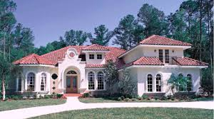 modern spanish style house plans youtube