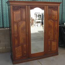 Wardrobe Furniture Antique Armoires And Antique Wardrobes