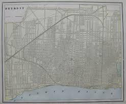 map usa detroit best 25 detroit map ideas on detroit detroit