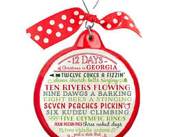 southern ornaments etsy