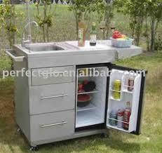 Mini Outdoor Sink Ikea Klasen Trolley With Boholmen Sink Just - Outdoor kitchen sink cabinet