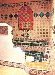 mexican tile bathroom bathroom designs pinterest mexican
