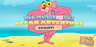 pink panther painting game pink panther pals games boomerang