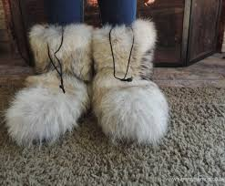 discount mens winter boots boots coyote fur winter snow artic size