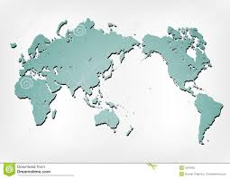 World Map Of India by Map Of India Stock Photo Image 9750460