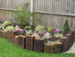garden stunning flower bed landscaping ideas how to design a