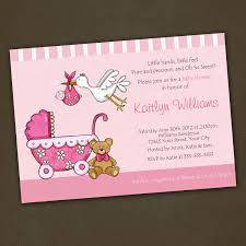 Customized Baby Customized Baby Shower Invitations Invitations Templates