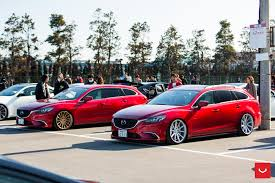 vossen wheels lexus nx vossen japan owners meet 2016