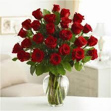 rose in glass buy red roses in glass vase love in heart online best prices in