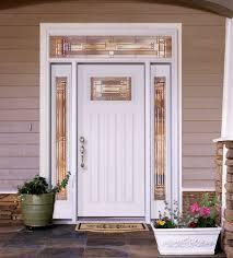 Feather River Exterior Doors Protecting Fiberglass Exterior Doors