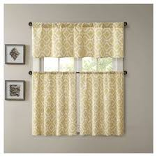 Bathroom Tier Curtains Tier Curtains Target