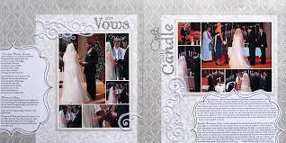wedding scrap book mr mrs our wedding scrapbook living artfully