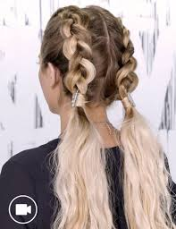 show pix of braid braided hair style trends braid inspiration redken