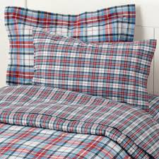 Twin Plaid Bedding by Kids Bedding Boys Classic Red And Blue Plaid Bedding Twin Red