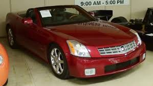 2004 cadillac xlr retractable hardtop convertible youtube