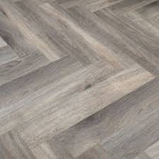 Herringbone Laminate Flooring Emperor Smoke Grey Herringbone 12mm X 101mm V Groove Ac3 2 203m2