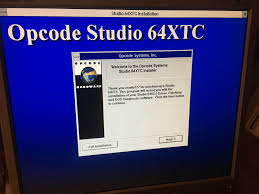 opcode studio 64 xtc june 1997 win3 1 95 98 macos7 9