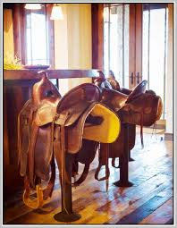 saddle seat bar stool home design ideas
