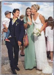 wedding dress miranda kerr miranda kerr orlando bloom a friend s wedding yes