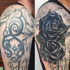 kết quả hình ảnh cho tattoo cover hoa pinterest tattoo