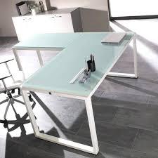 table de bureau en verre table bureau design bureau verre design agrandir table de bureau