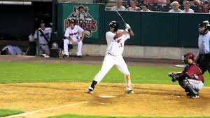 twins top prospect aaron hicks batting 8 3 12 hd youtube