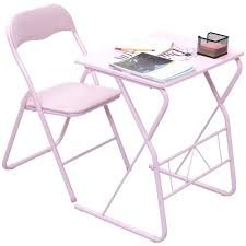 kids fold up table and chairs kids portable desk kids folding table chair set modern pink wood